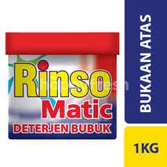 Rinso Matic Powder Laundry Detergent Top Load