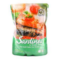 D' Malaysian Heritage Sardines In Tomato Sauce