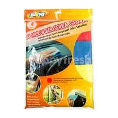 Bling Microfiber Dust Mop 40cm x 40cm