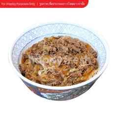 Beef Sukiyaki Rice Bowl