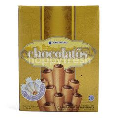 Chocolatos Chocolate Wafer Roll (24 pieces)