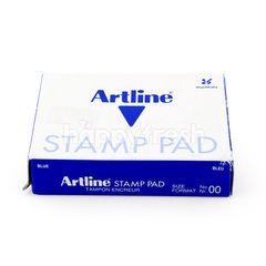 Artline Stamp Pad Blue