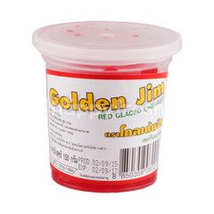 Golden Jim Red Glaced Cherries