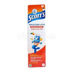 Scott's Cod Liver Oil