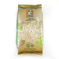 Radiant Whole Food Organic Whole Oats