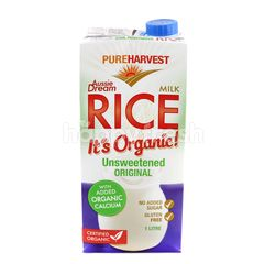 Pureharvest Rice Milk Unsweetened