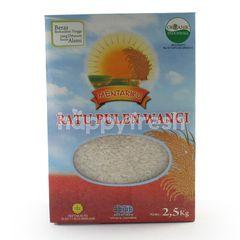 Mentariku Organic Pulen Wangi White Rice