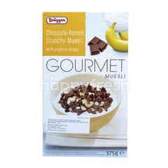 Briiggen Chocolate Banana Crunchy Muesli Cereal with Yogurt Drops