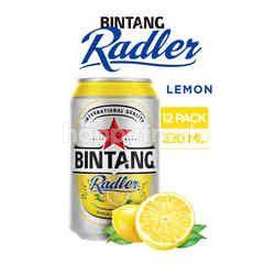 Bintang Radler Lemon Canned Beer