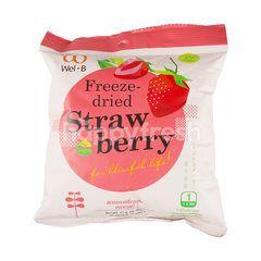 Wel-B Freeze Dried Strawberry