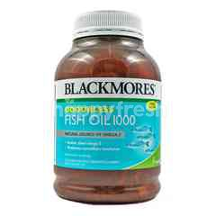 Blackmores Odourless Fish Oil 1000 Capsules