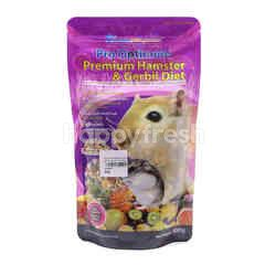 Chubby Pet Gardens Tropicana Fruits Flavoured With Premium Hamster & Gerbil Food