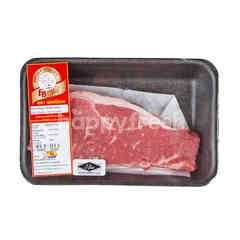 FB Chef Beef Striploin Steak Cut Pack