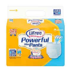 Lifree Powerful Slim Pants M11
