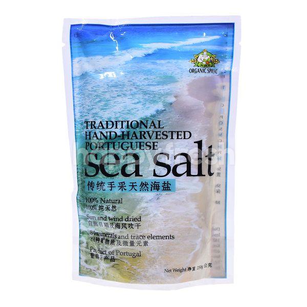 ORGANIC SPRING Sea Salt