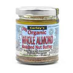 CARLEY'S Organic Whole Almond
