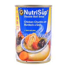 Ayam Brands Nutrisup Double Boil Soup Chicken Chunks With Burdock And Goji