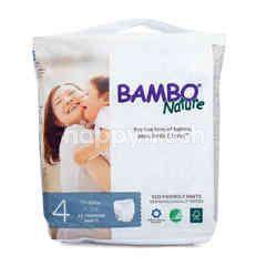 Bambo Nature Celana Latihan Bayi Ukuran 4