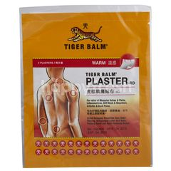 Tiger Balm Medic Plaster 7X10Cm - Warm