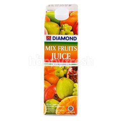 Diamond Jus Aneka Buah