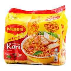 Maggi Curry Flavoured Instant Noodle (5 Packs)