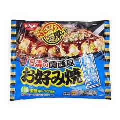 Nissin Foods Okonomiyaki Ikaten (Squids)