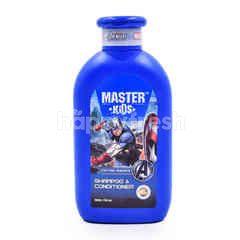 Master Kids Captain America Shampoo & Conditioner