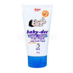 Baby-Dee Krim Popok Bayi Milk