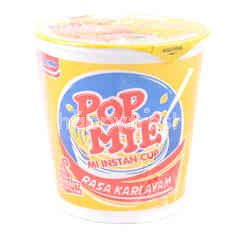Pop Mie Chicken Curry Instant Cup Noodles