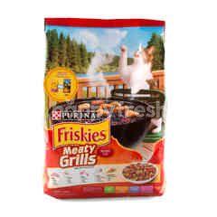 Friskies Meaty Grills Cat Food 1.2Kg