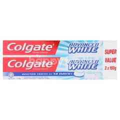 Colgate Advance Whitening Toothpaste (2 Pack)