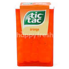 TicTac Orange Flavour
