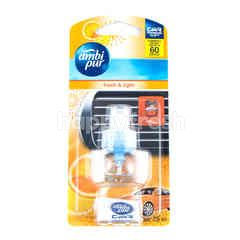 Ambi Pur Clip Premium Mobil Fresh & Light