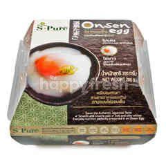 เอส-เพียว ไข่ออนเซ็น (4 ฟอง)