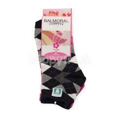 Balmoral England Ladies Socks Set 50/2 (2 pairs)