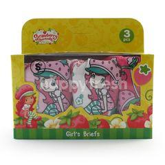 GT Man Kids Celana Dalam Edisi Strawberry Shortcake Ukuran XL