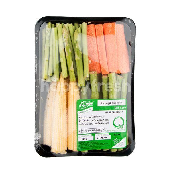 KC Fresh Vegetables Tempura Set