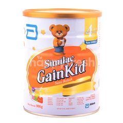Similac Gain Kid 4 Susu Bubuk Vanilla