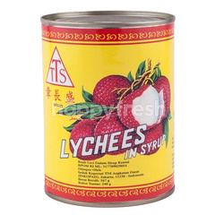 Tts Lychees in Syrup