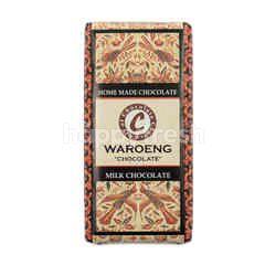 Waroeng Coklat Cokelat Susu Batang