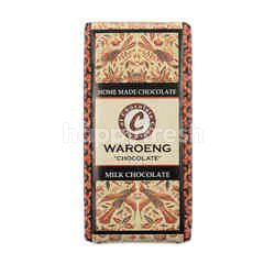 Waroeng Coklat Milk Chocolate Bar