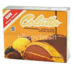 Colatta Cokelat Pelapis Hitam Spesial