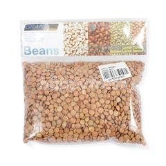 Brown Lentil Beans