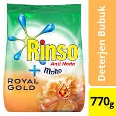Rinso Anti Stain plus Molto Royal Gold Fragrance