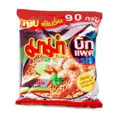 Mama Tom Yum Shrimp Flavour