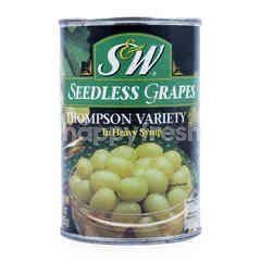 S&W Thompson Seedless Grapes