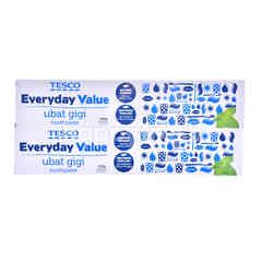 Tesco Everyday Value Toothpaste
