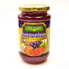 Deli Gold Mixed Fruits Jam