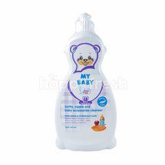 My Baby Pembersih Botol Dot dan Kasesoris Bayi