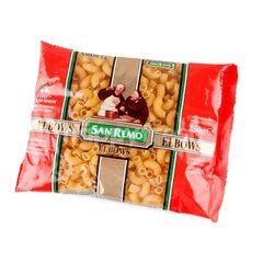 San Remo Elbows Pasta No.35